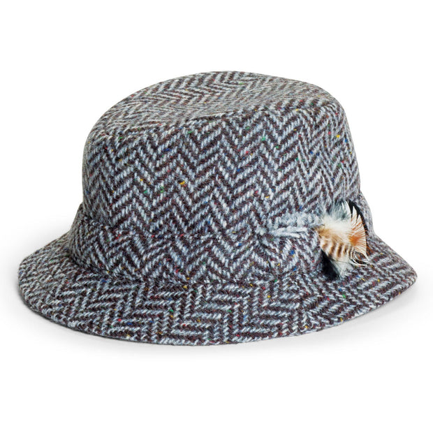 Tweed Walking Cap