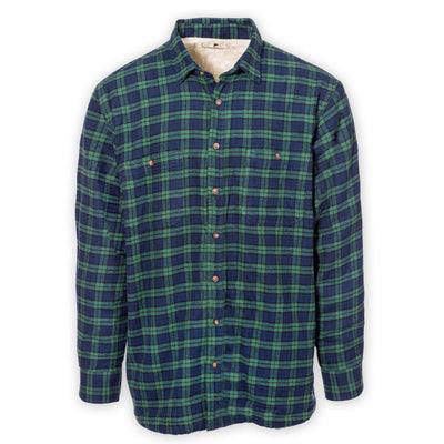 Flannel Fleece Lined Shirt