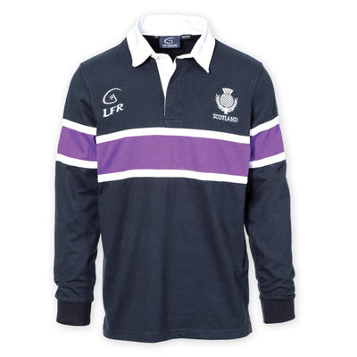 Scotland Long Sleeve Rugby