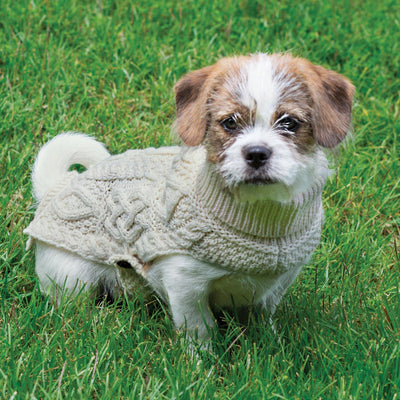 Dog Sweater Jacket