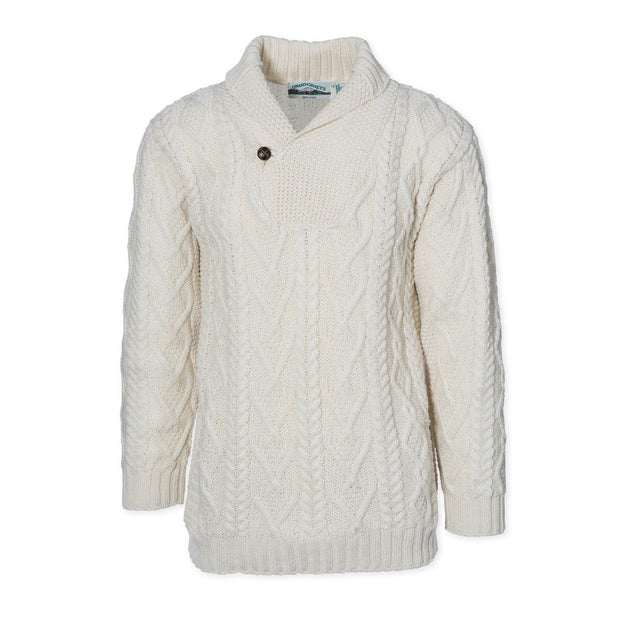 One Button Pullover