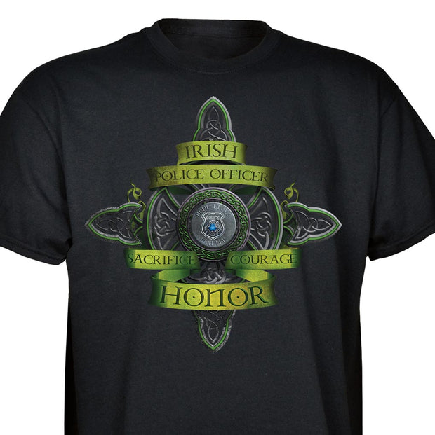 Irish Policeman T-Shirt