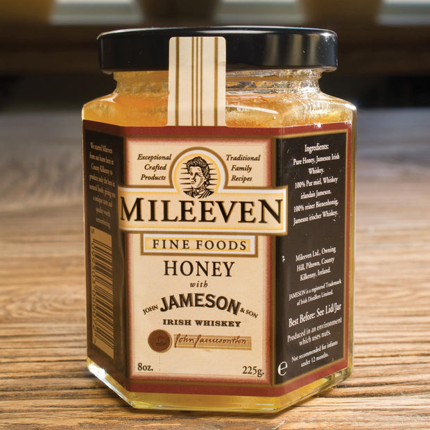 Delicious Irish Honey With An Added Drop
