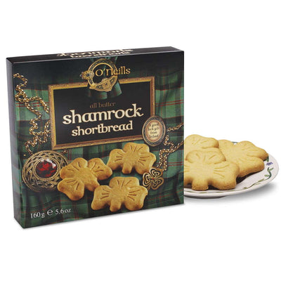 Shamrock All Butter Shortbread