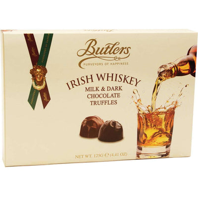 Butlers Irish Whiskey Truffles