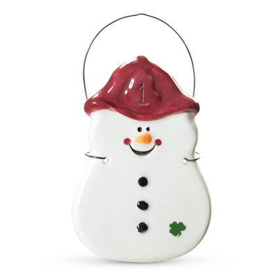 Irish Fireman Ornament