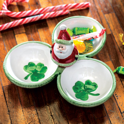 Santa Shamrock Sweets Holders