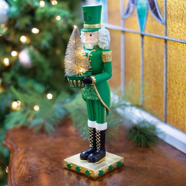 Shamrock Nutcracker