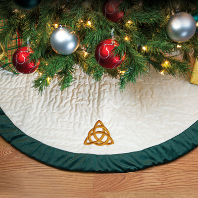 Celtic Trinity Tree Skirt