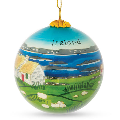 Emerald Isle Ornament