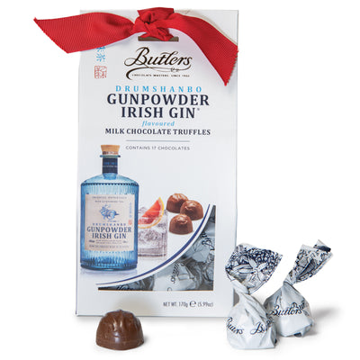 Butlers Irish Gin Flavored Milk Chocolate