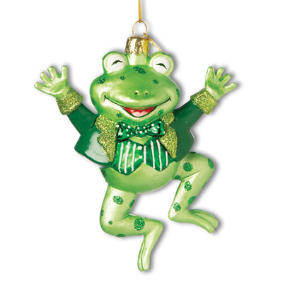 Froggy Fun Ornament