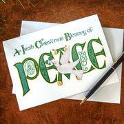 Greetings of Peace