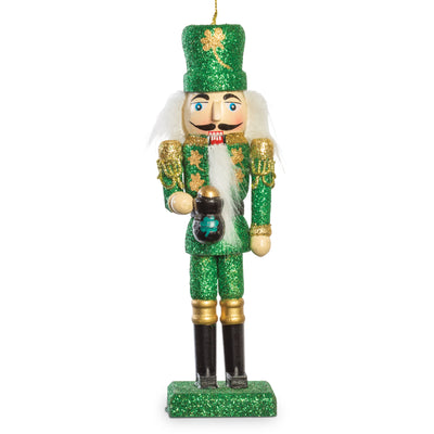 Irish Nutcracker Ornament