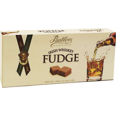 Butlers Irish Whiskey Fudge