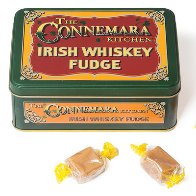 Connemara Irish Whiskey Fudge