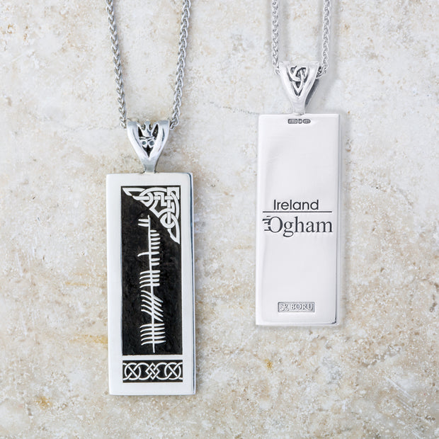 Ireland Ogham Necklace