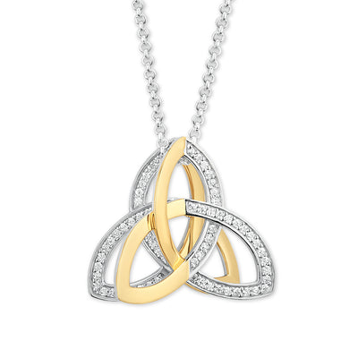 Trinity Knot Pendant - SOLD OUT
