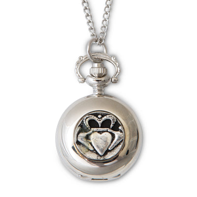 Claddagh Watch Necklace