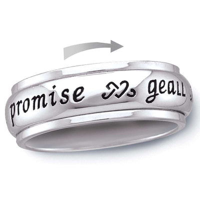 Promise Spinner Ring