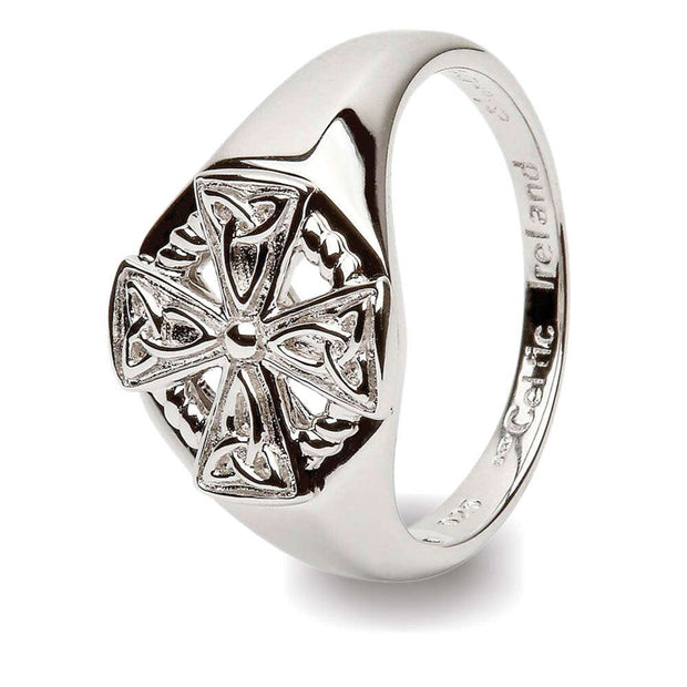 Men's Celtic Cross Ring
