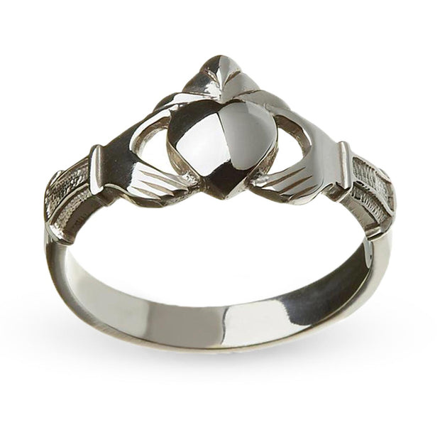 Men's New York Claddagh Ring