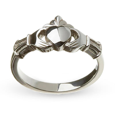 Women's New York Claddagh Ring