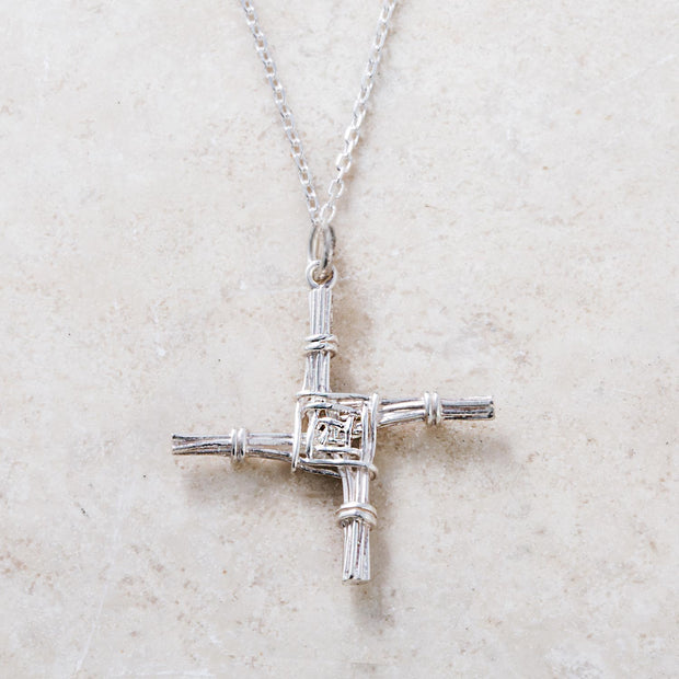 St. Brigid's Cross Pendant