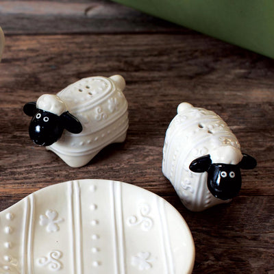 Wooly Ware Salt and Pepper