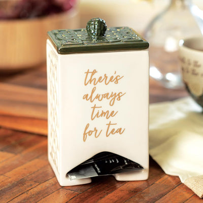 Tea Bag Dispenser