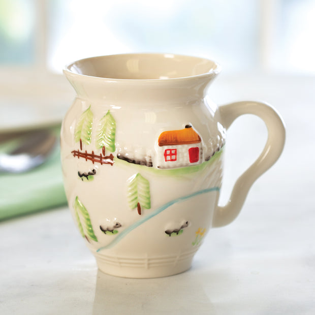 Belleek Connemara Mug