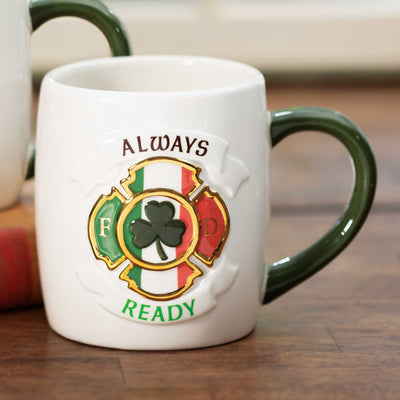 Celtic Firefighter Mug