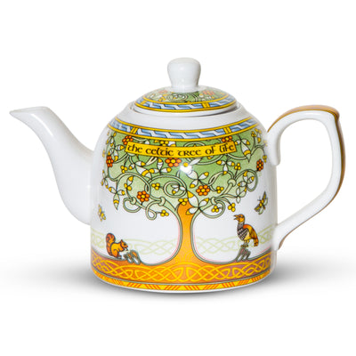 Celtic Tree Of Life Teapot