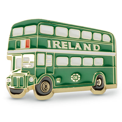 Irish Bus Magnet