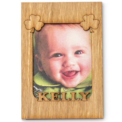 First Name Frame Magnet