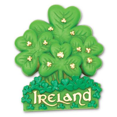 Bouquet of Shamrocks Magnet