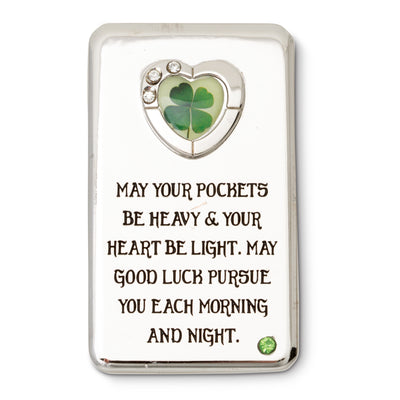 Heart Luck Magnet