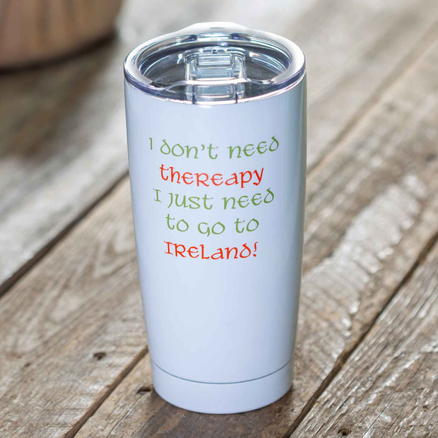 Back to Ireland Travel Mug