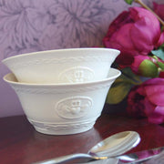 Belleek Claddagh Bowl Pair