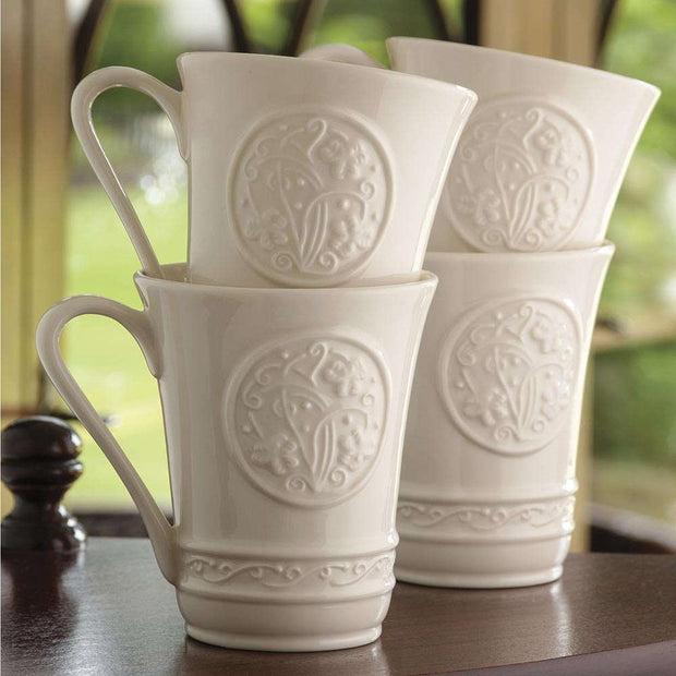 Belleek Irish Craft Mugs