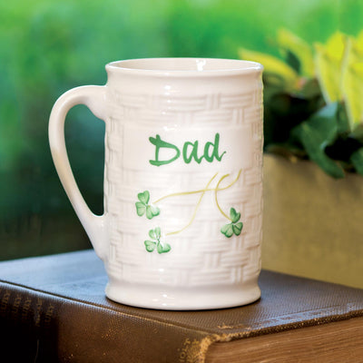 Belleek Dad Mug