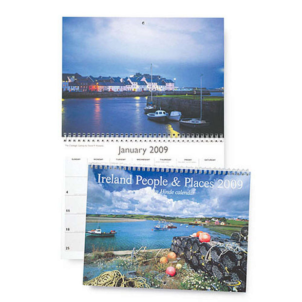 2009 People And Places Calendar