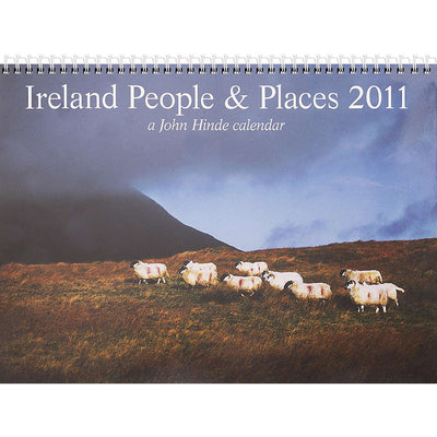 2011 People And Places Calendar