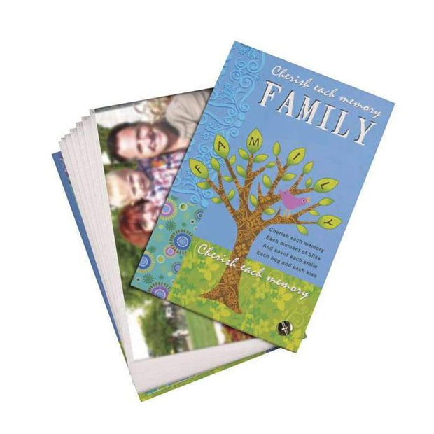 Family Tree Photo Album
