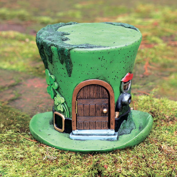 Leprechaun Hat Fairy House