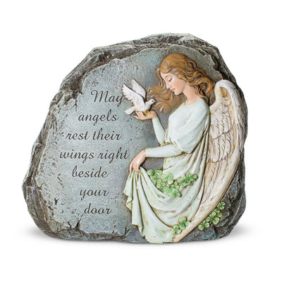 May Angels Stone