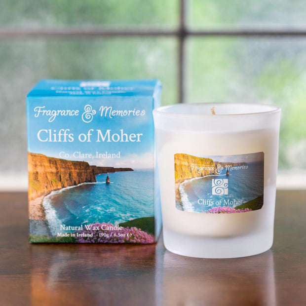 Cliffs Of Moher Candle