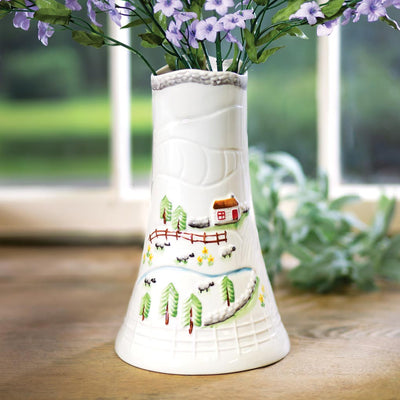 Belleek Connemara Vase