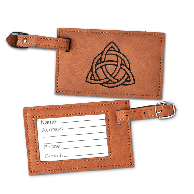 Trinity Luggage Tag