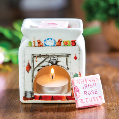 Irish Rose Scented Burner
